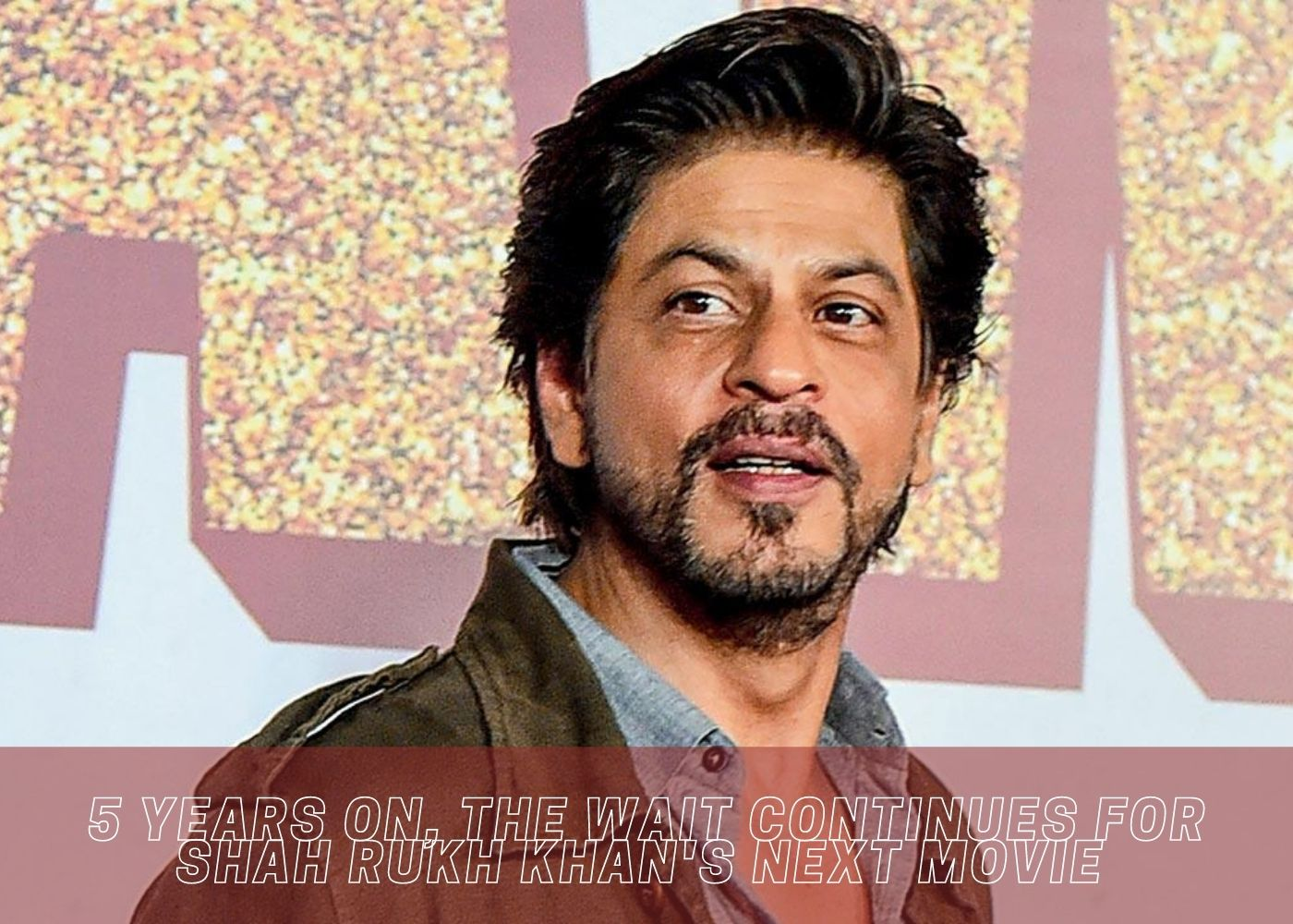 5 Years On, the Wait Continues for Shah Rukh Khan's Next Movie