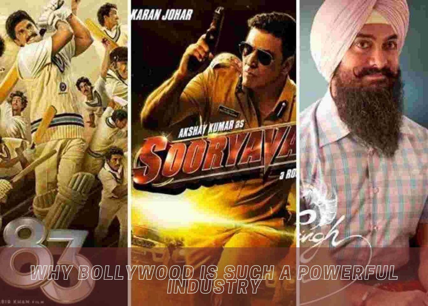 Why Bollywood is Such a Powerful Industry
